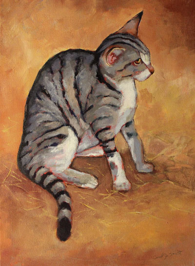 Art By Carol Jo Smidt Dog And Cat Paintings